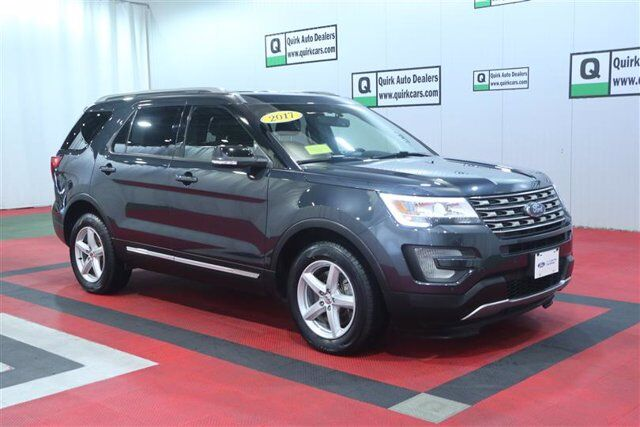 2017 Ford Explorer XLT 4WD Quincy MA