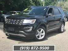 2017_Ford_Explorer_XLT 4WD_ Raleigh NC