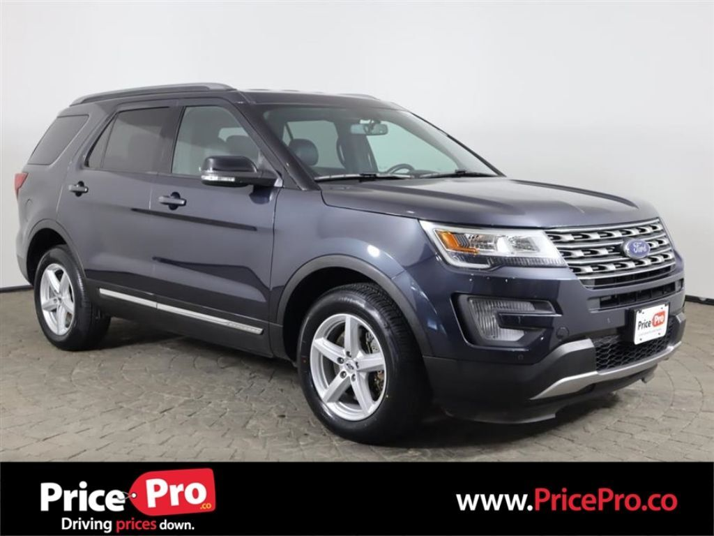 2017 Ford Explorer XLT 4WD V6 w/Heated Leather/3rd Row Maumee OH