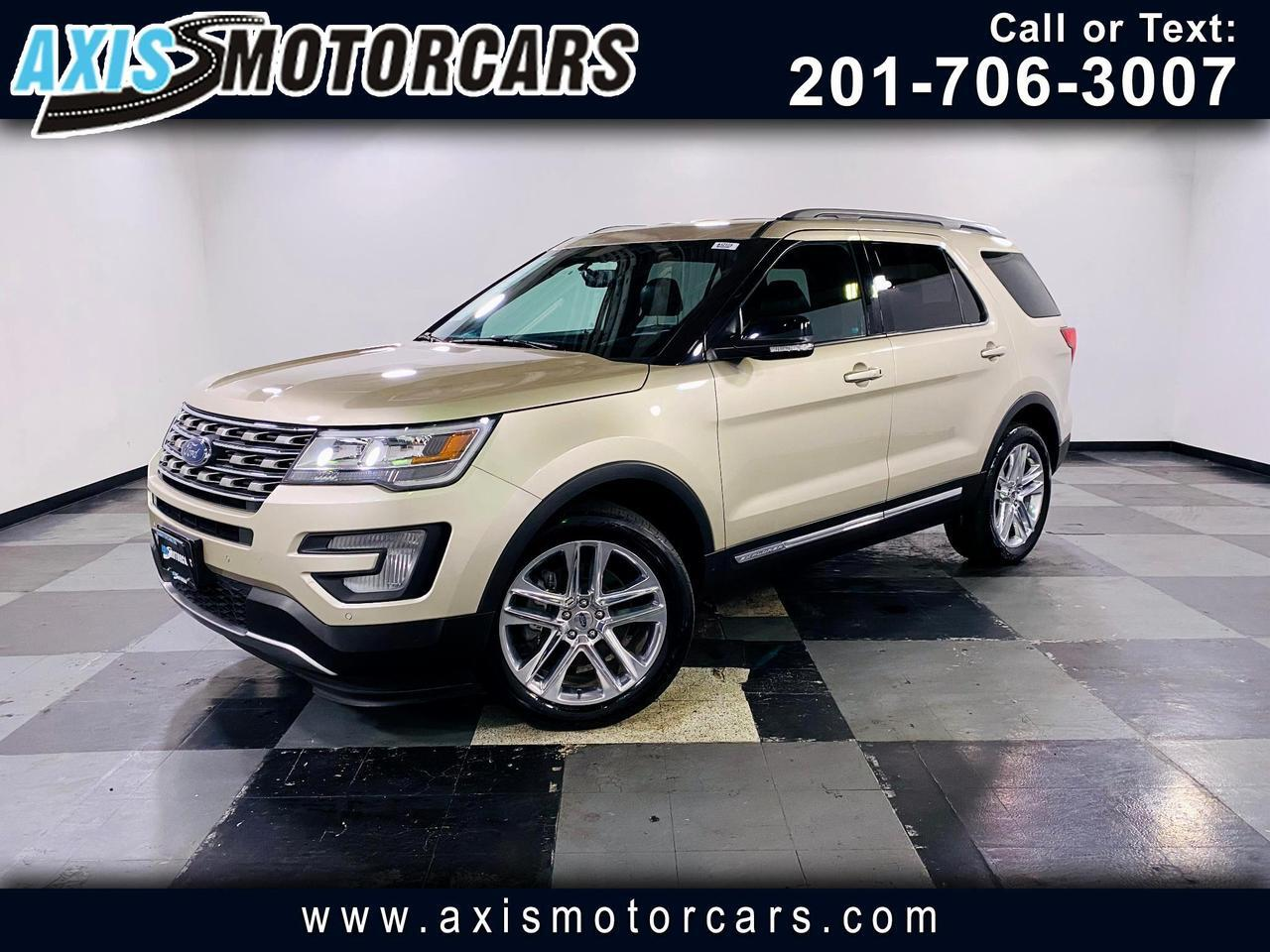 2017 Ford Explorer XLT 4WD w/Backup Camera Navigation Jersey City NJ
