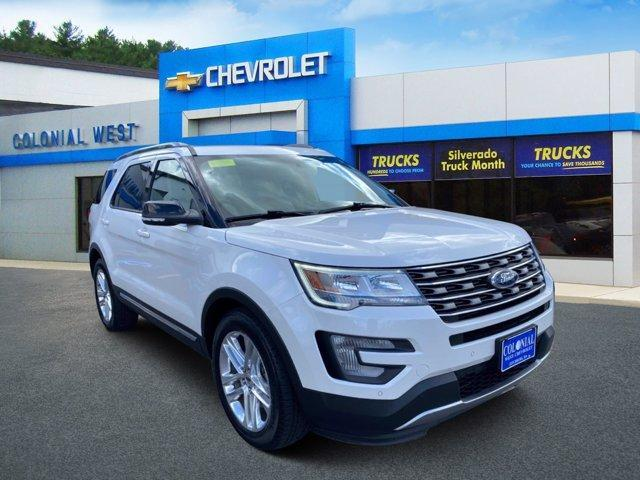 2017 Ford Explorer XLT 4WD Fitchburg MA