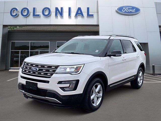 2017 Ford Explorer XLT 4WD Marlborough MA
