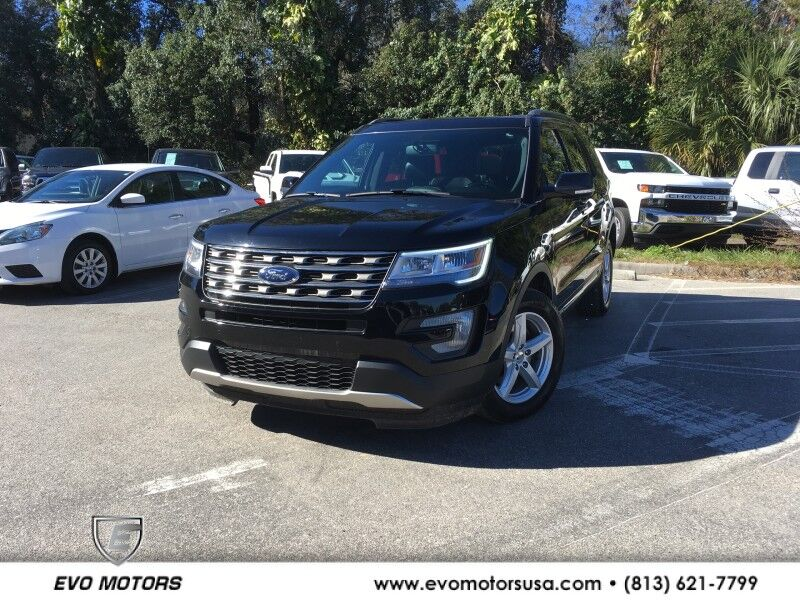2017 Ford Explorer XLT 4X4 PANORAMIC ROOF Seffner FL