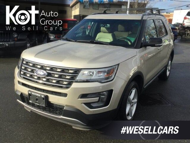 2017 Ford Explorer XLT AWD V6 Navigation, Backup Camera! Winter Tires Kelowna BC