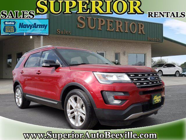 2017 Ford Explorer XLT Beeville TX