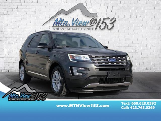 2017 Ford Explorer XLT Chattanooga TN