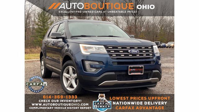 2017 Ford Explorer XLT Columbus OH