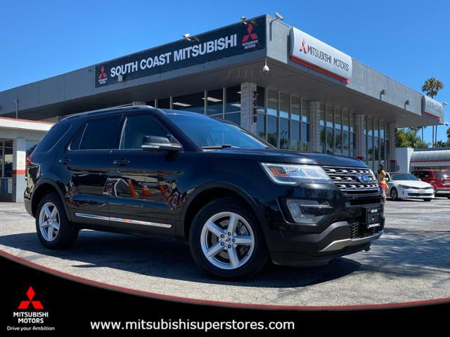 2017 Ford Explorer XLT Costa Mesa CA