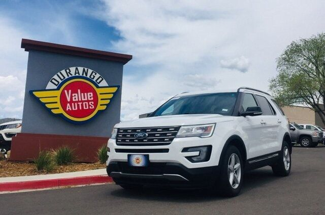 2017 Ford Explorer XLT Durango CO