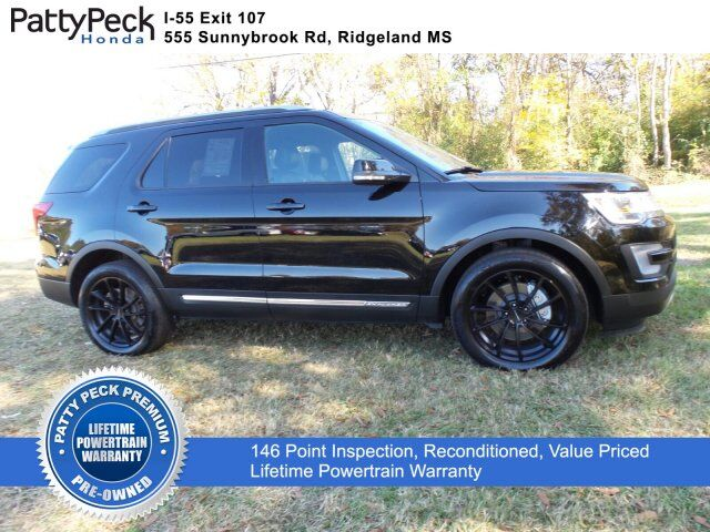 2017 Ford Explorer XLT FWD Jackson MS