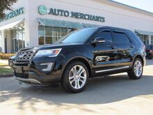 2017_Ford_Explorer_XLT FWD*BACKUP CAMERA,BLIND SPOT MONITOR,REAR PARKING AID,NAVIGATION SYSTEM_ Plano TX