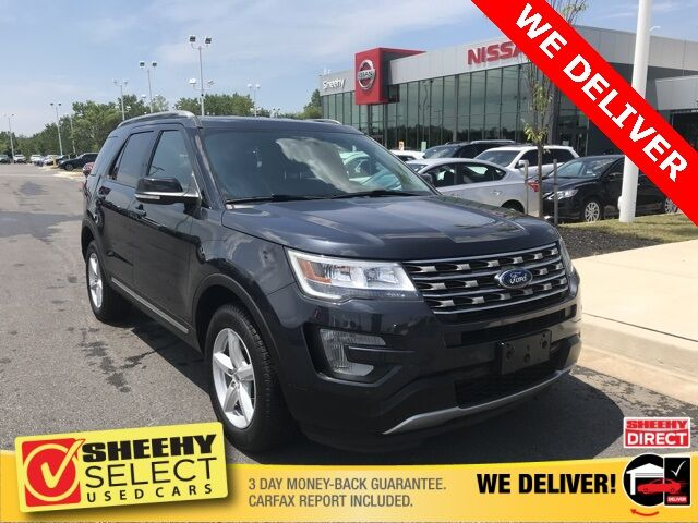 2017 Ford Explorer XLT White Marsh MD