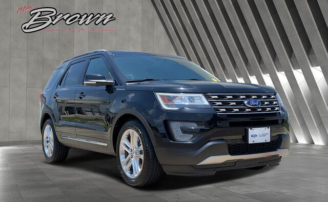 2017 Ford Explorer XLT Granbury TX
