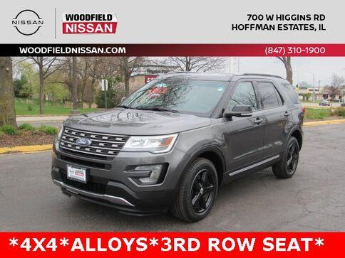 2017_Ford_Explorer_XLT_ Hoffman Estates IL