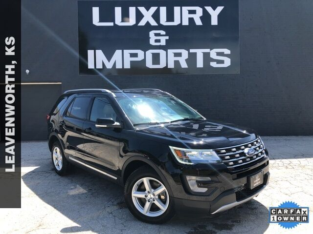 2017 Ford Explorer XLT Leavenworth KS