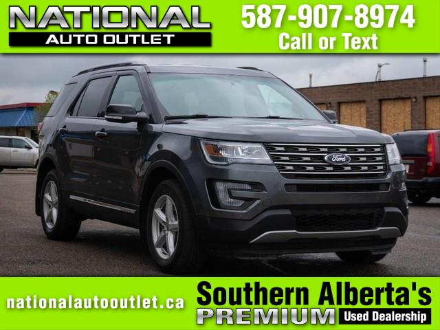 2017 Ford Explorer XLT Lethbridge AB