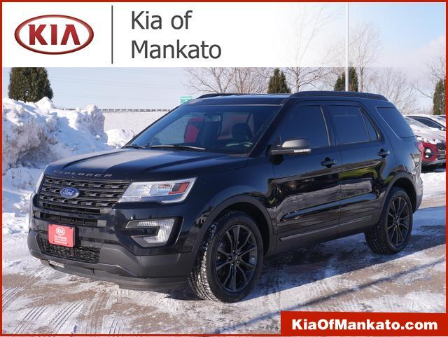 2017 Ford Explorer XLT Mankato MN