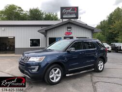 2017_Ford_Explorer_XLT_ Middlebury IN