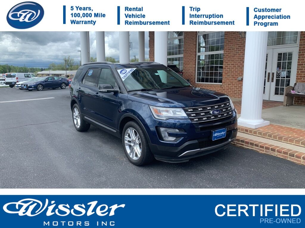 2017 Ford Explorer XLT Mount Joy PA