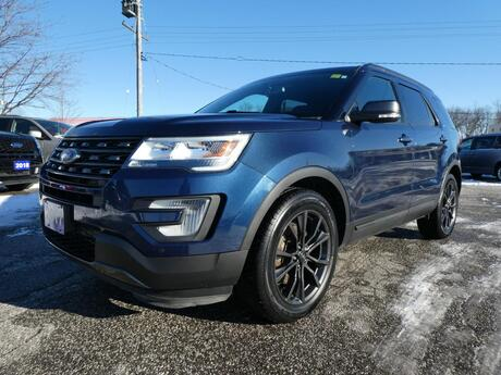 2017 Ford Explorer XLT Navigation Heated Seats Remote Start Essex ON