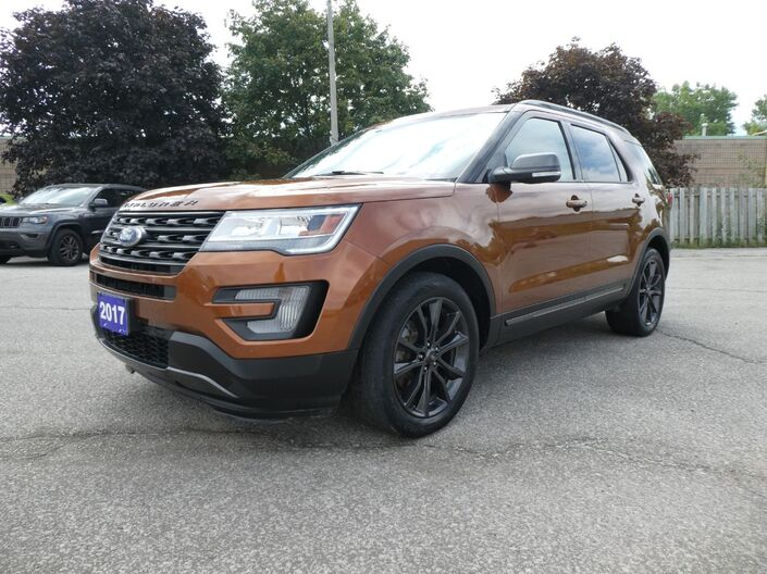 2017 Ford Explorer XLT Navigation Remote Start Heated Seats Essex ON