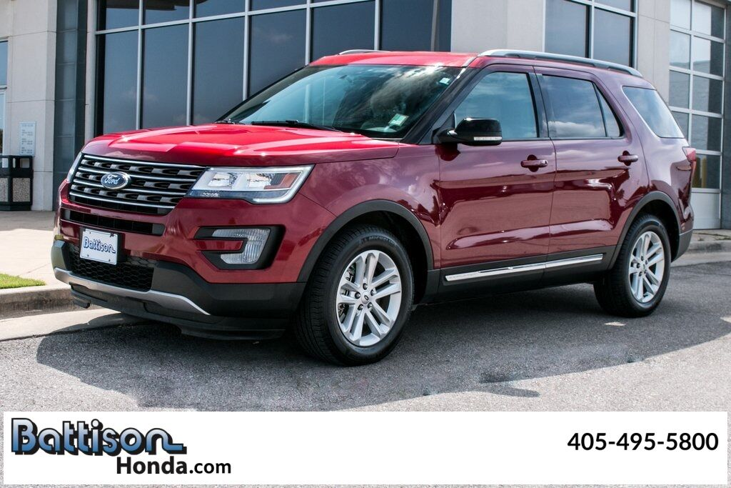 2017_Ford_Explorer_XLT_ Oklahoma City OK