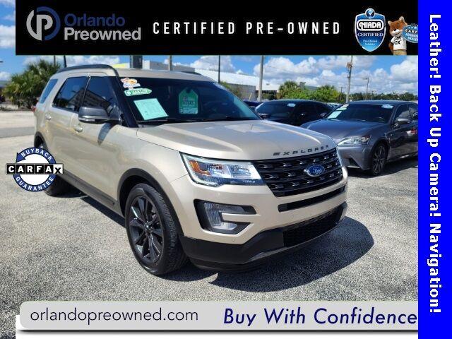2017 Ford Explorer XLT Orlando FL