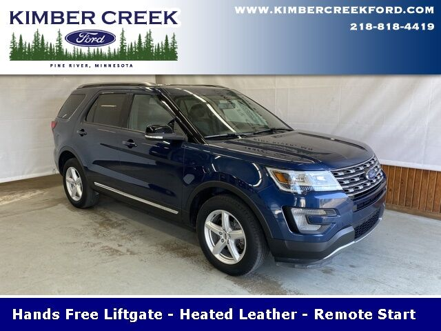 2017 Ford Explorer XLT Pine River MN