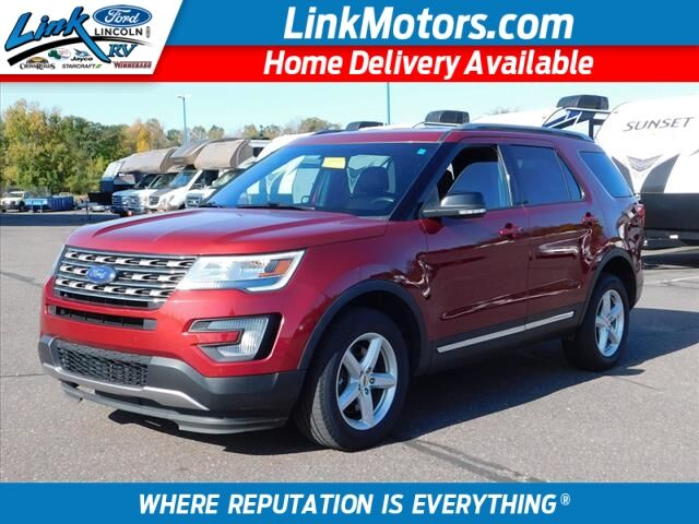 2017 Ford Explorer XLT Rice Lake WI
