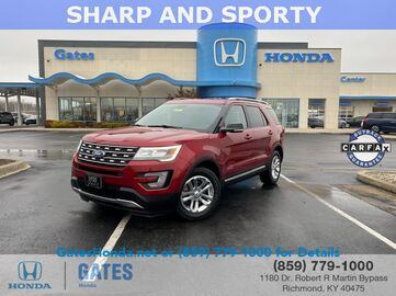 2017_Ford_Explorer_XLT_ Richmond KY