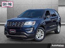 2017_Ford_Explorer_XLT_ Roseville CA
