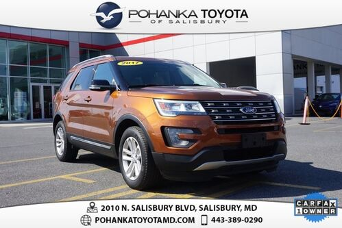 2017_Ford_Explorer_XLT_ Salisbury MD