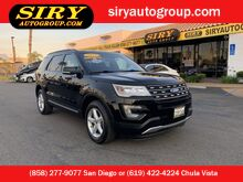 2017_Ford_Explorer_XLT_ San Diego CA