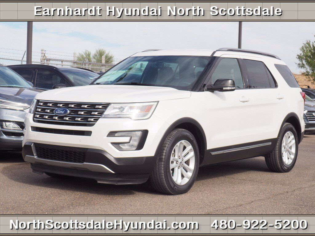2017 Ford Explorer XLT Scottsdale AZ