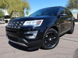 2017_Ford_Explorer_XLT_ Scottsdale AZ