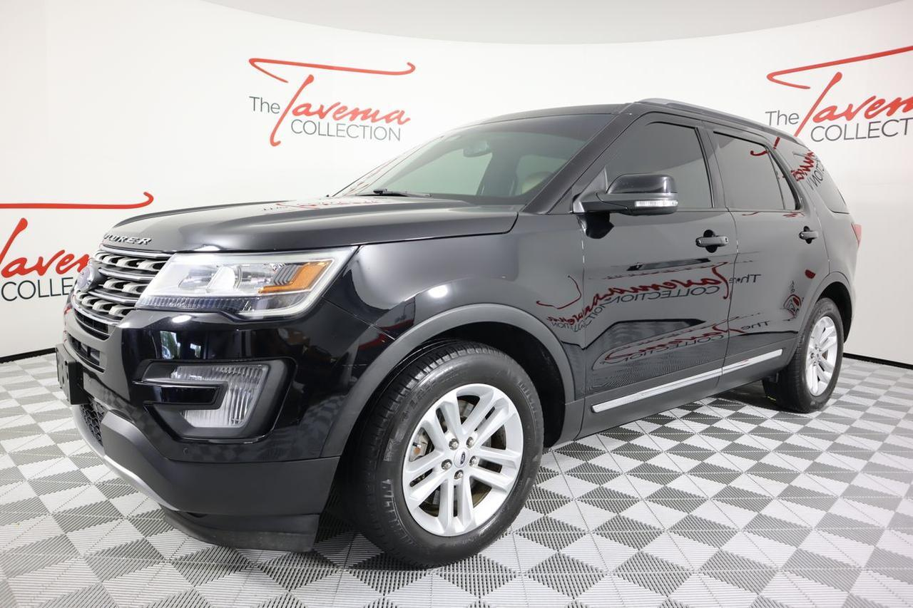 2017 Ford Explorer XLT Sport Utility 4D Hollywood FL