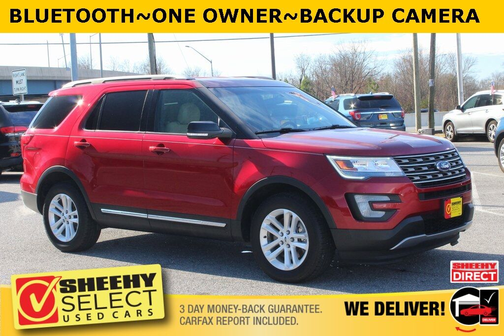 2017 Ford Explorer XLT Suitland MD