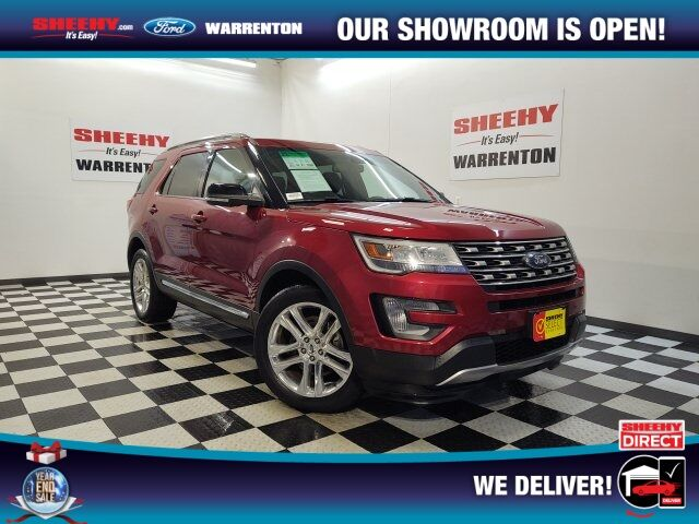 2017 Ford Explorer XLT Warrenton VA