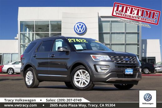 2017 Ford Explorer XLT Tracy CA