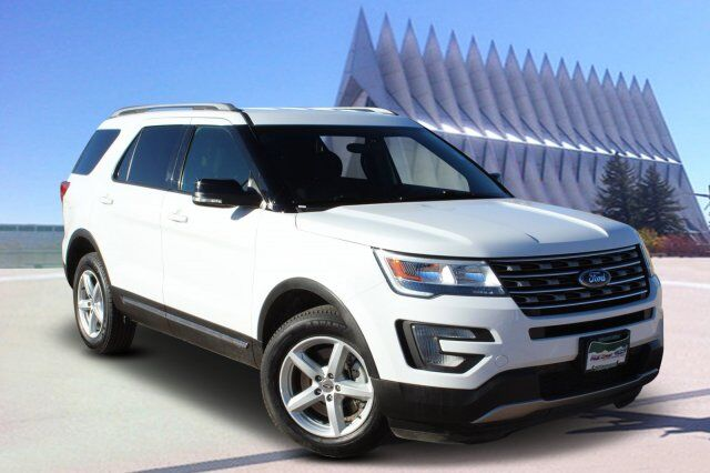 Used 2017 Ford Explorer Xlt In Colorado Springs Co
