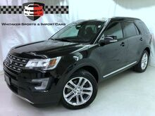 2017_Ford_Explorer_XLT V6 AWD Remote Start Driver Connect Leather_ Maplewood MN
