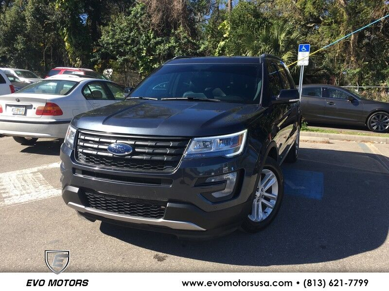 2017 Ford Explorer XLT V6. LEATHER Jacksonville FL