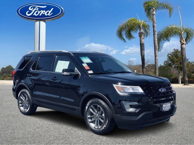 2017_Ford_Explorer_XLT_ Vista CA