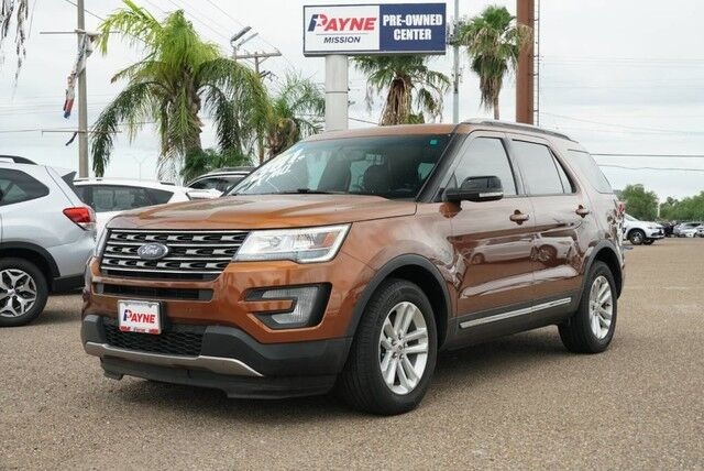 2017 Ford Explorer XLT Mission TX