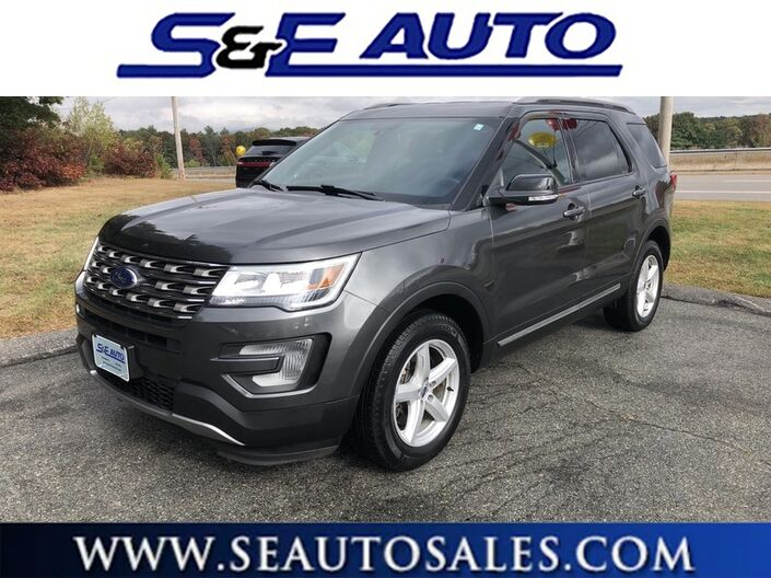 2017 Ford Explorer XLT Weymouth MA