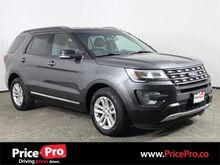 2017_Ford_Explorer_XLT w/Heated Leather/3rd Row_ Maumee OH