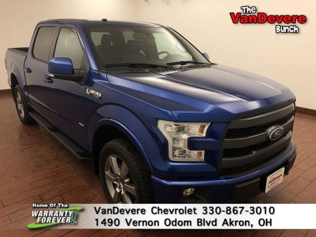 2017 Ford F-150  Akron OH