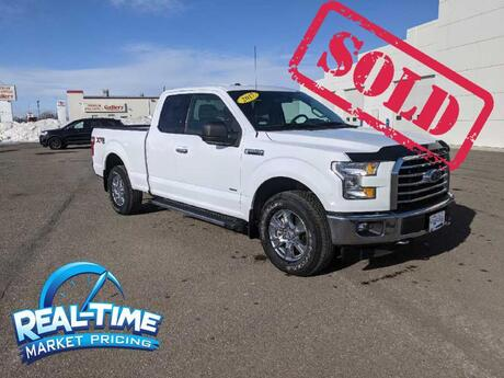 2017 Ford F-150  High River AB