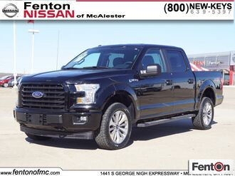 2017_Ford_F-150__ McAlester OK