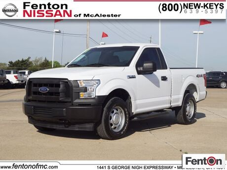 2017 Ford F-150  McAlester OK